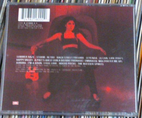 vanessa mae storm cd impecable / kktus