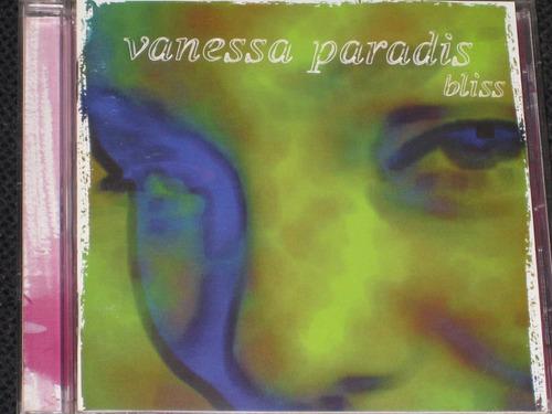 vanessa paradis / bliss c d 13 tracks importado