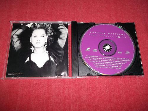 vanessa williams - comfort zone cd imp ed 1991 mdisk