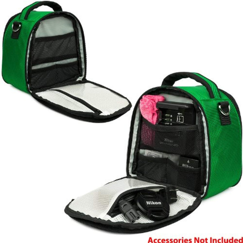vangoddy funda laurel travel camera bag para