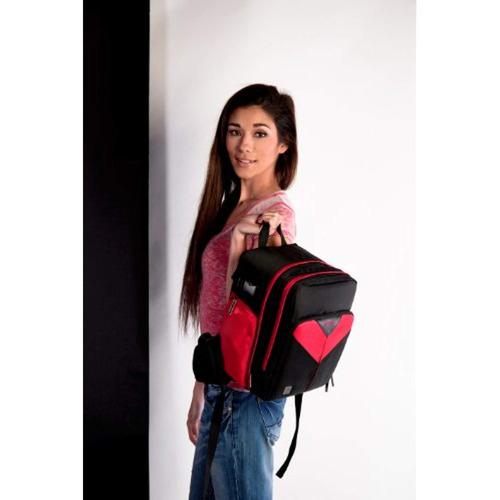 vangoddy mochila para viaje de nylon sparta