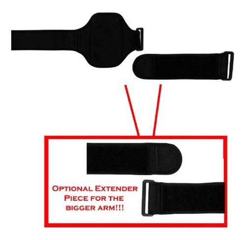 vangoddy neoprene workout armband for samsung