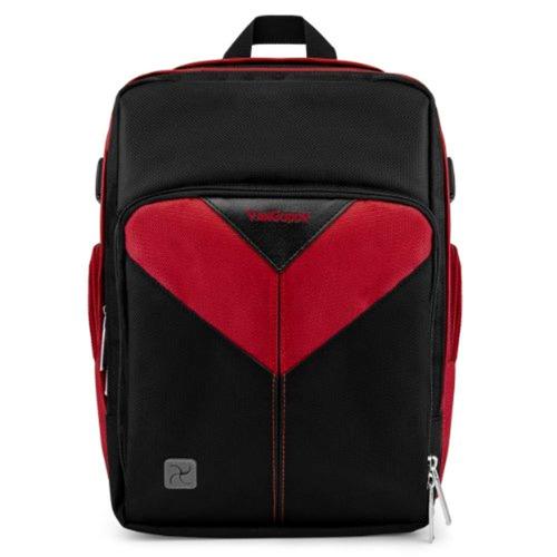 vangoddy sparta travel mochila de nylon para