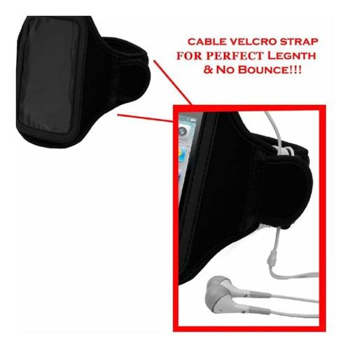 vangoddy vangoddy neoprene workout armband