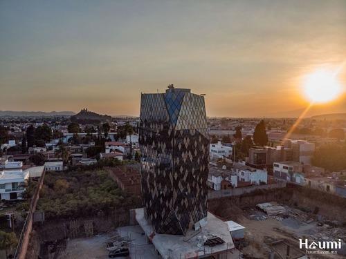 vanguardista departamento nuevo en venta en cholula, capital saint peter