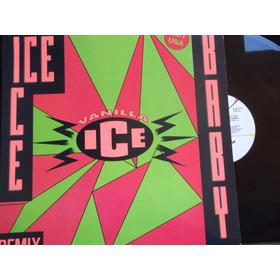 Vanilla Ice - Ice Ice Baby- 3 Tracks Importado -miami Drop