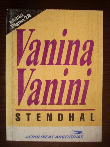 vanina vanini stendhal biblioteca pagina 12