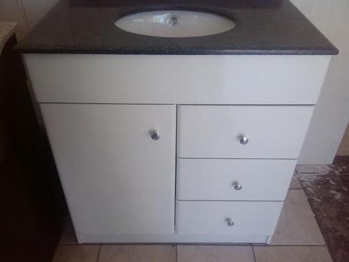 vanitorios de marmol nuevos imperdibles 0.80 x 0.50