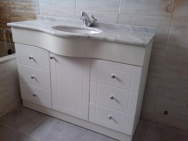 vanitorios de marmol nuevos imperdibles x
