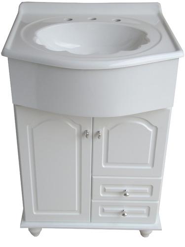 vanitory 60 beneton amoblamiento para baños muebles laqueado