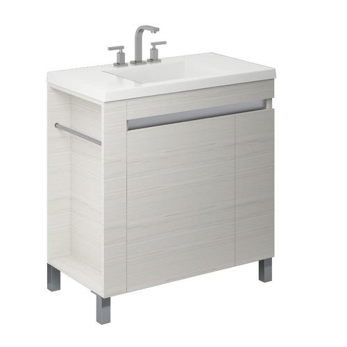 vanitory baño aqua teka schneider 80cm