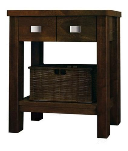 vanitory mueble baño campi legno 80