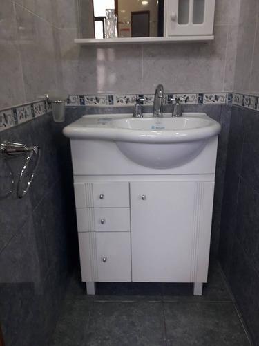 vanitory mueble baño para bacha avignon ferrum
