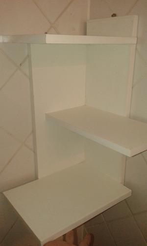 vanitory mueble de baño dekohogar, jabonera toallero