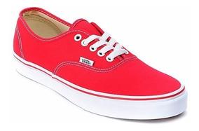 vans roja