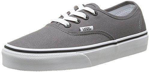 Zapato 10 Vans B Patín Negro Authenticclassic Peltre 5 qOFEFRSx