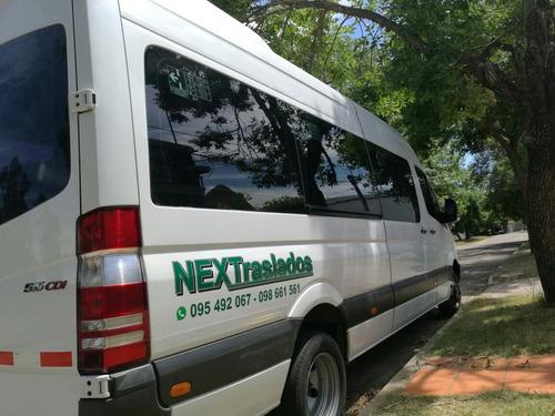 vans camioneta de traslados pasajeros,viajes auto con chofer