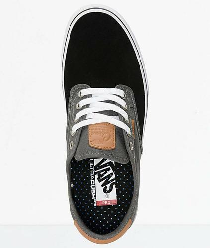 vans chima pro two tone  zapatillas tenis 100% originales