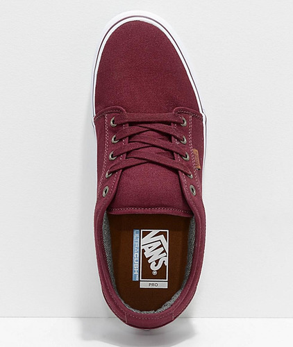 vans chukka low pro port white zapatillas tenis originales