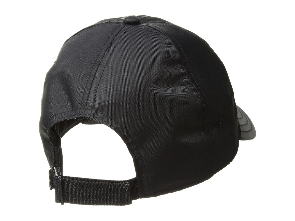 598c04a3c89a Vans Gorra Ajustable Negro Off The Wall - Rebajas