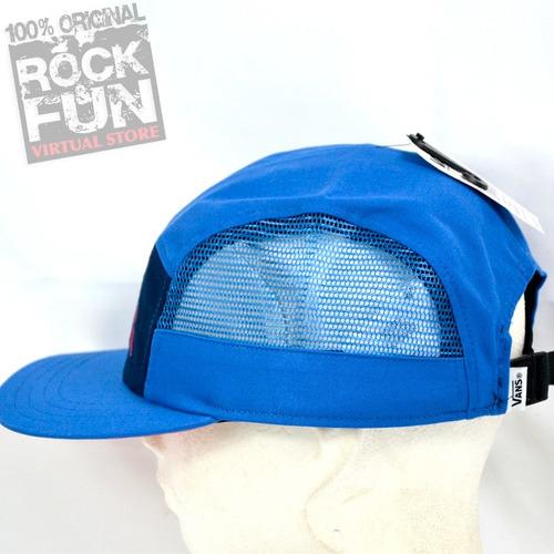 vans gorra flatbill importada 100% original 9