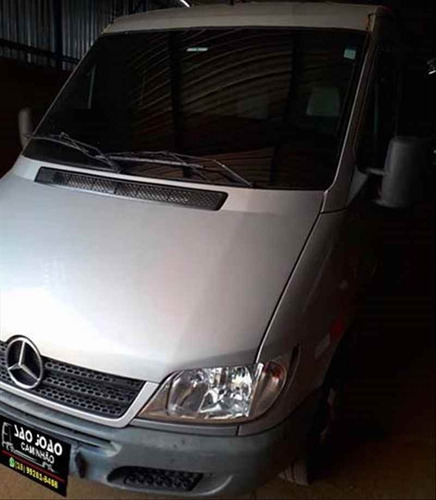 vans mercedes-benz sprinter van 413