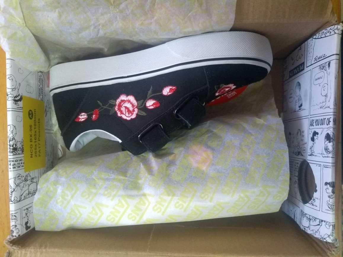 Zapatillas Vans Niña N°30 -   33.000 en Mercado Libre a8cf747a713