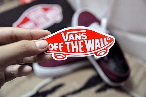 vans off the wall para dama y caballero tienda fisica