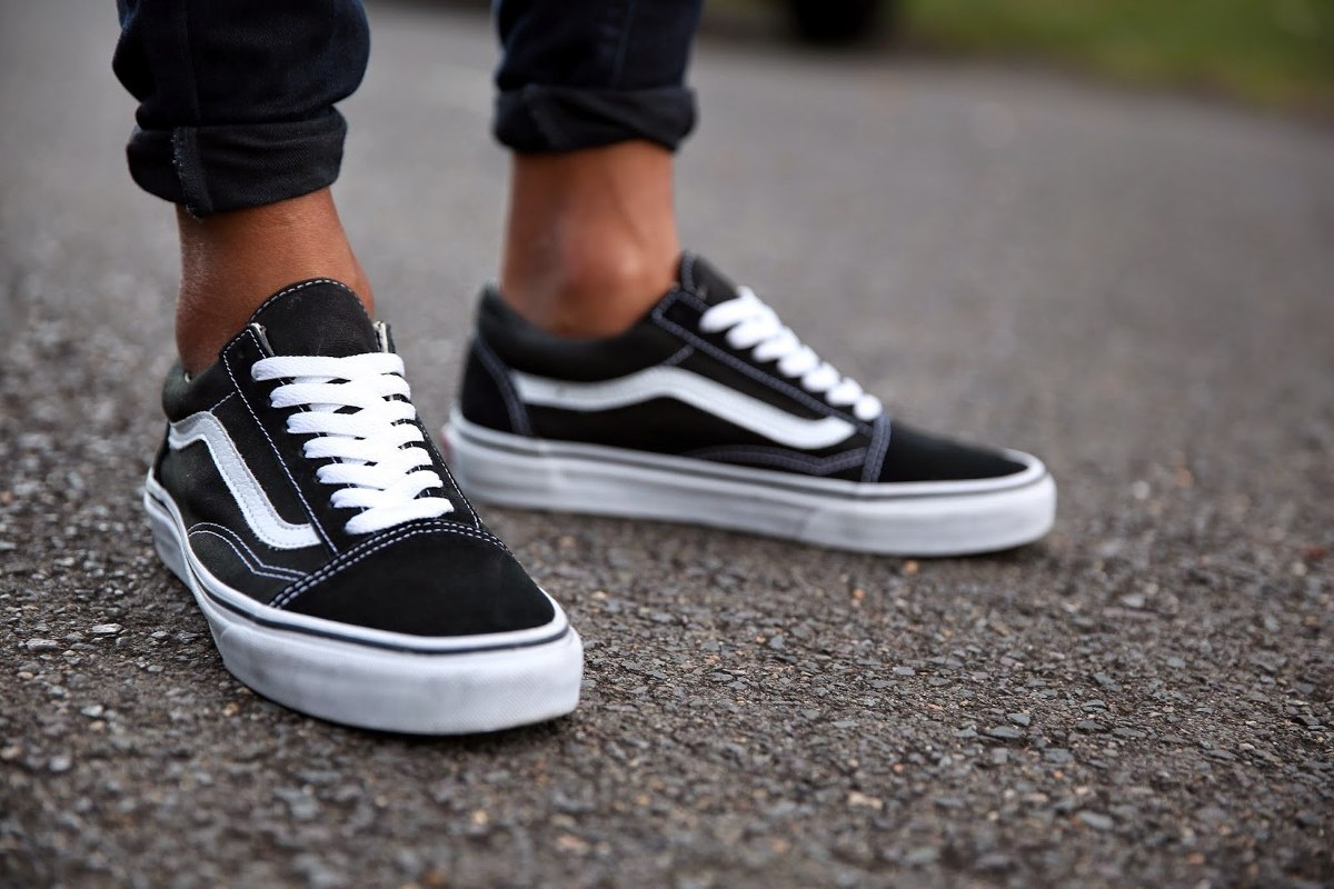 vans old solo mujer