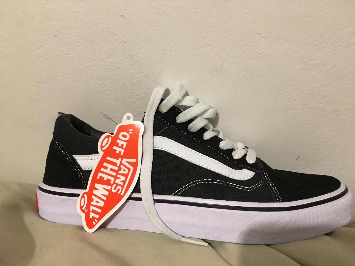 Vans Old School Negras Originales -   2.700 27499ecc80c