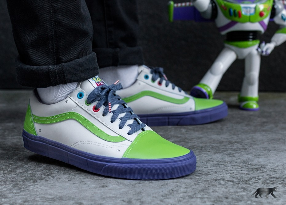 Vans Toy Story Old Skool naranja
