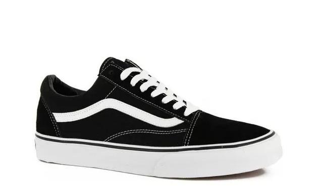 Vans Old Skool Skateboarding - Masculino Do 38 Ao 43 - R  204 751a066341