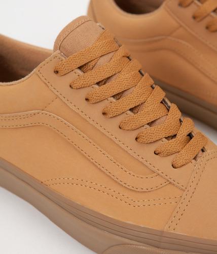 vans old skool vansbuck 100% originales zapatillas tenis