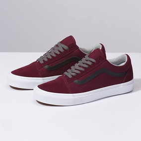nuevo concepto ae07a 83597 Vans Old Skool Vino Port Royale