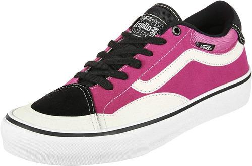 vans tnt adv prototype pink zapatillas zapatos 100% original