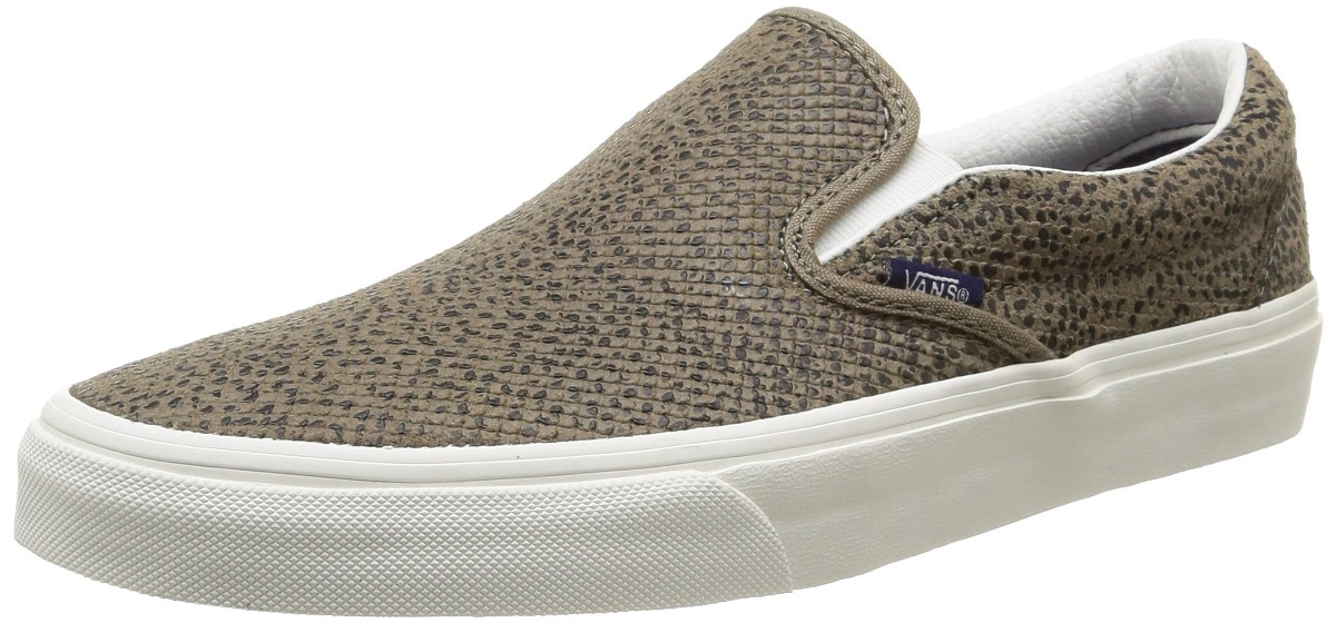 Vans Suede Cheet Zapato Classic Skate Cheetah On Slip Unisex XOrwnfX