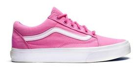 2zapatillas vans mujer rosa claro