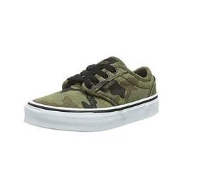 ab9082e32 Vans Zapatillas Niño Atwood Low Camuflado Skate Urbanas Dep ·   2.540. Envío  gratis