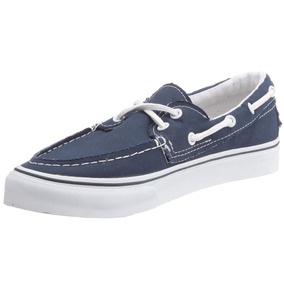 Vans Barco Shoes Del Casual 6navytrue White Zapato jLq5A43R