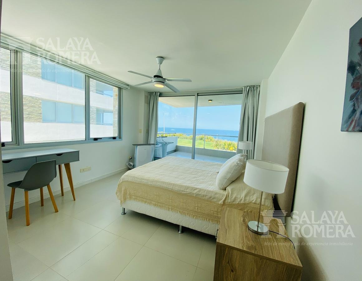 vanta departamento con financiación- playa mansa - frente al mar