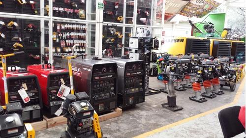 vantage 500i soldadora con generador integrado de 19,000 w