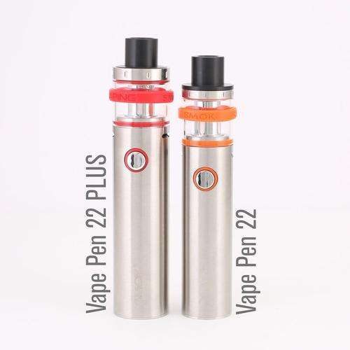 vape pen 22 plus (3000mah) + líquido + envío
