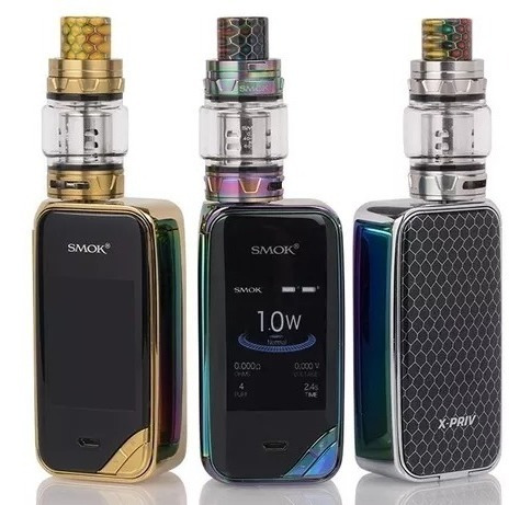vape smok x priv kit 225w cigarrillo electronico|juca|hooka
