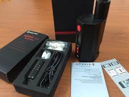 vapeador vaporizador drip box 160