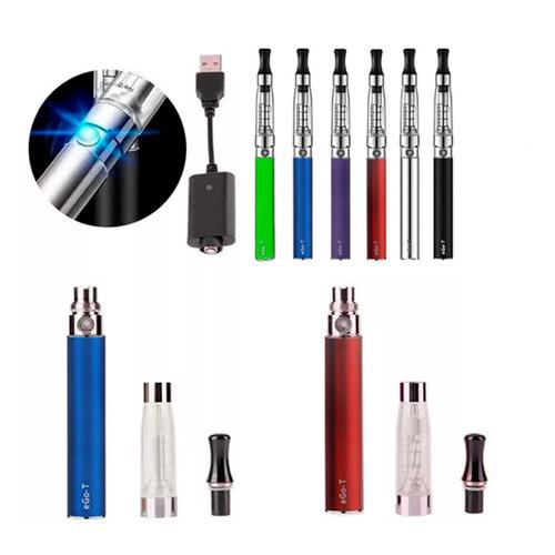 vaper cigarro electrónico vaporizador ego ce4 + esencia