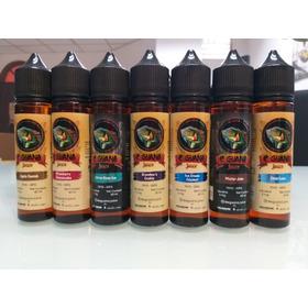 Vaper Liquidos Esencia Vaporizador Eguana Juice De 60ml 3mg