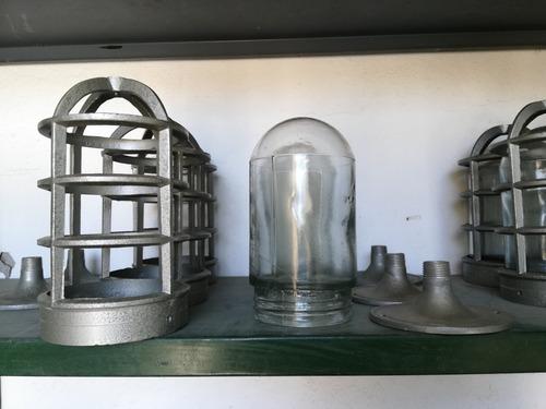 vapoleta de techo metalica