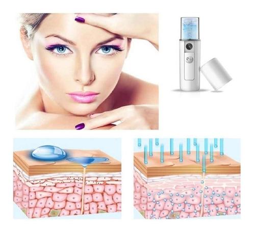 vapor facial piel facial vaporizador