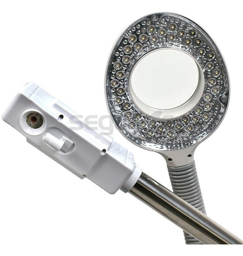 vapor ozono 2-1 facial aromaterapia lámpara 5x profesional