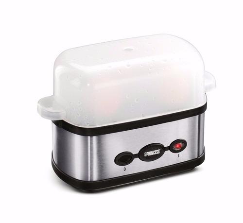 vaporera cocinador de huevos verduras arroz 350 watts